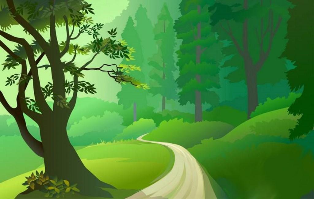 Клип песни - Зелёная песенка