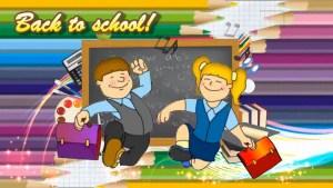 Текст песни - Снова в школу