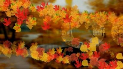 Листопад - текст песни про осень
