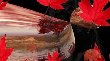 Осенний вальс - текст песни про осень