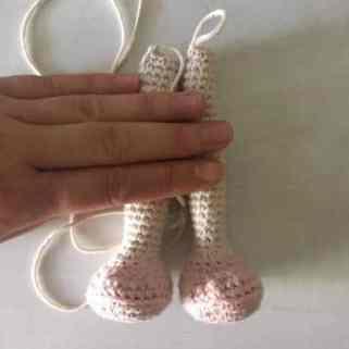 amigurumi crochet Union piernas2