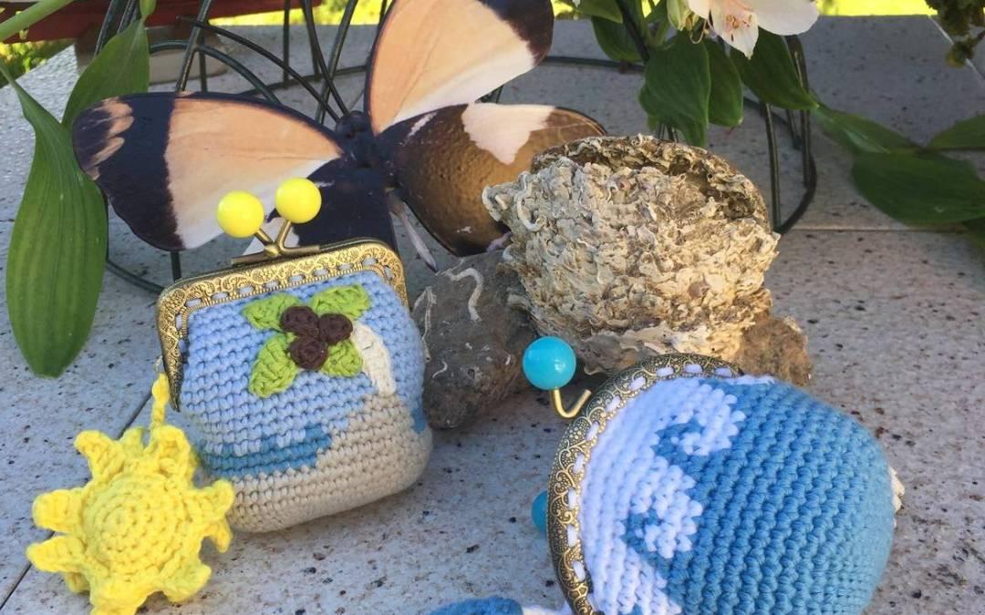 Crochet Purse patterns , 2 DIY patterns