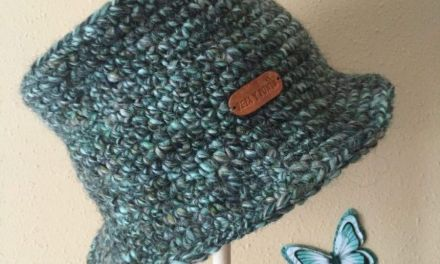 How to crochet a hat quick and easy
