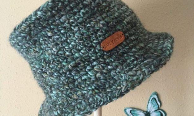 Como hacer un gorro a crochet rápido y fácil paso a paso