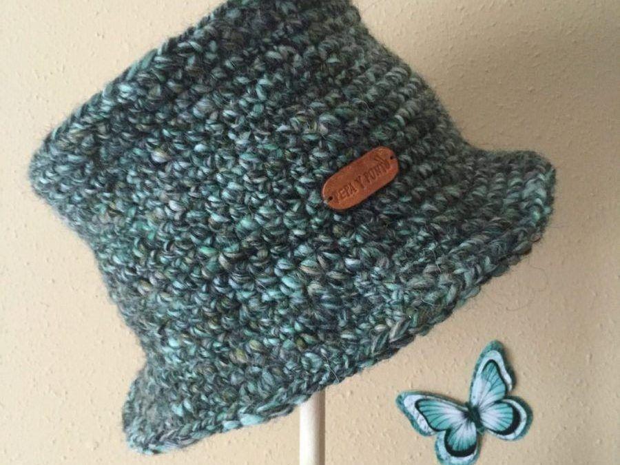 Como hacer un gorro a crochet rápido y fácil