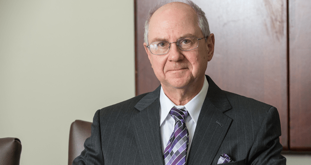 Attorney Larry Altman says the suicide of a Springfield attorney and news coverage of the suicides of about a dozen lawyers in Kentucky between 2010 and 2013 helped lead to the formation of a new Missouri Bar commission called Lawyers Helping Lawyers. Photo by Denny Medley