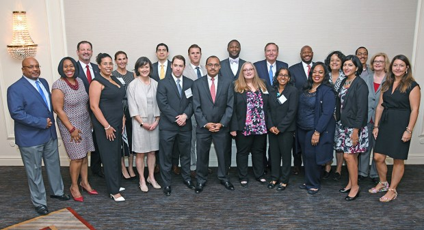 The 2019 Diversity & Inclusion honorees (Photo by T.L. Witt)