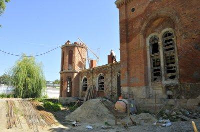 Началось восстановление синагоги в Садгоре