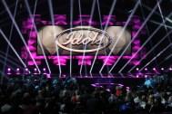 Idols 2013 scene set