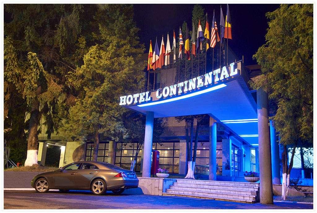 Hotelurile Continental redeschise din 25 mai