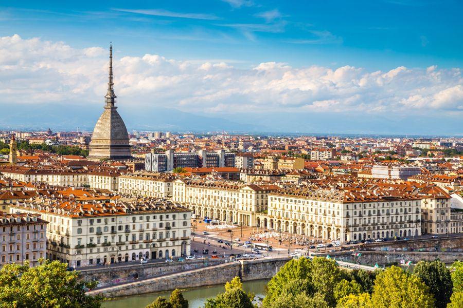 Origem dos nomes das regiões italianas. Piemonte