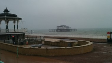 The required West Pier photo