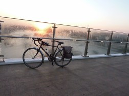 The early morning Shoreham bridge shot
