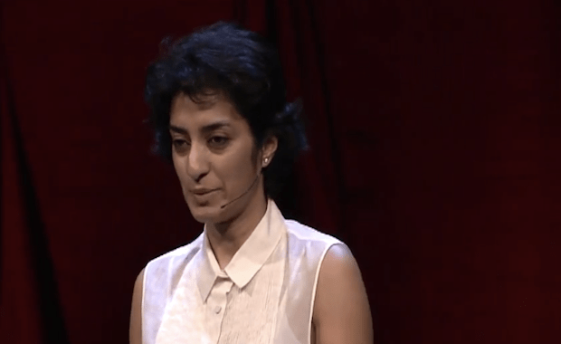Aparna Rao: High-tech art (with a sense of humor)