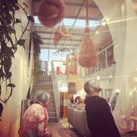 Banyan Fierer's Hanging Sculptures