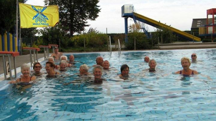 Actief zwemmen