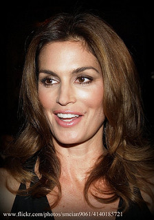 """PROIan Smith Follow Cindy Crawford The Fantastic Mr Fox premiere"" by Ian Smith, Flickr is licensed under CC BY-SA 2.0"