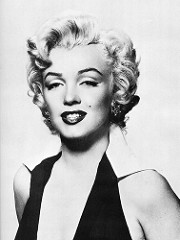 """""""Marilyn Monroe"""" by kate gabrielle, Flickr is licensed under CC BY 2.0"""