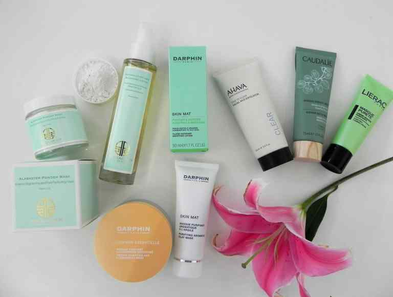 Skincare selective collection