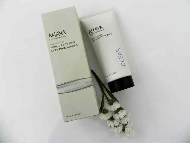 Ahava - Facial Mud Exfoliator