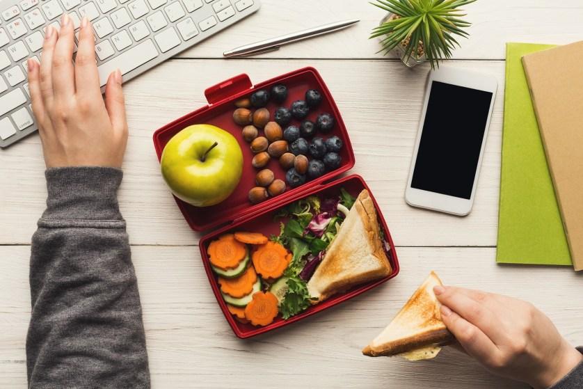 Υγιεινά σνακ για τους πολυάσχολους!