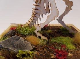 Dinosaur base