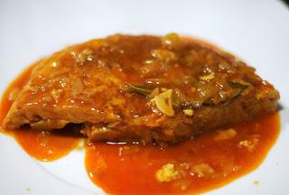 Tortilla Guisada...estilo León....Aprovechamiento
