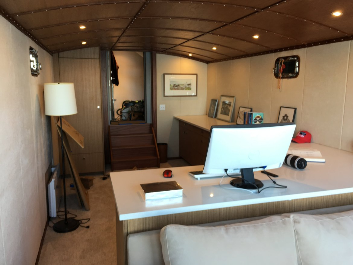 Boat Office