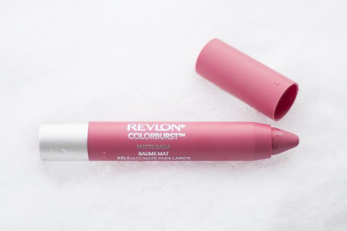 revlon colorburst matte balm review elusive recension 2014