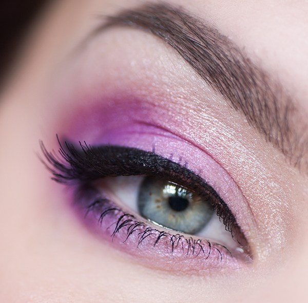 motd pink dream makeup purple isadora
