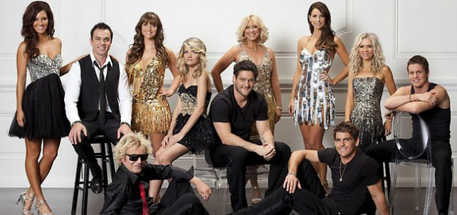 Dancing With The Stars 2012 Cast (#DWTS)