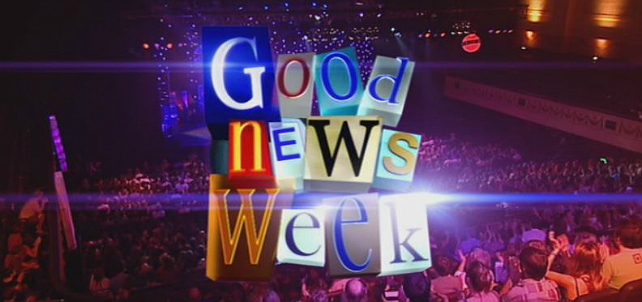 Farewell Good News Week (#GNW @realGNW)