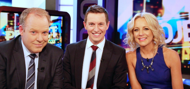 @Rove To Co-Host @theprojecttv Until Dec 2014
