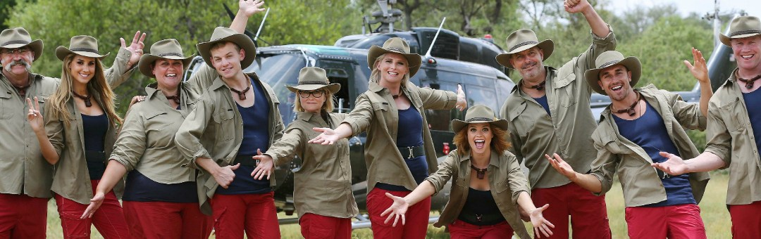 First Thoughts: I'm A Celebrity Get Me Out Of Here (@ImACelebrityAU)
