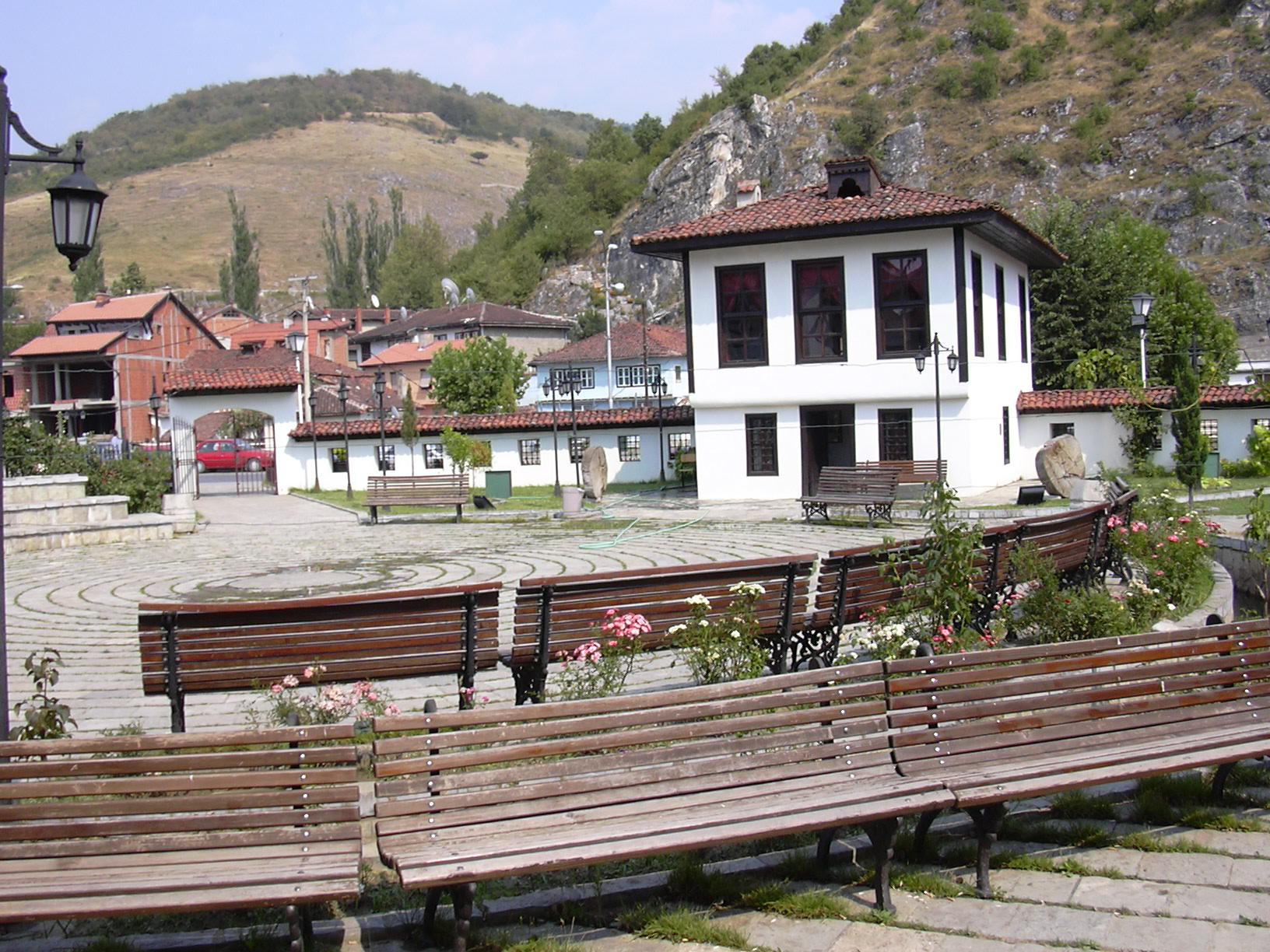 Ndërtesa ku u mbajt Lidhja Shqiptare e Prizrenit,Prizren