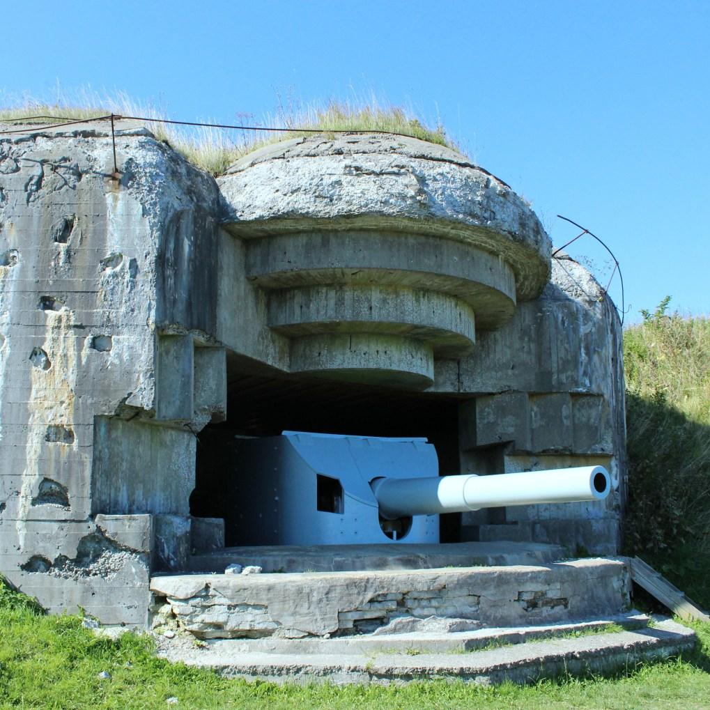 Bangsbo Fort ved Restaurant Møllehuset