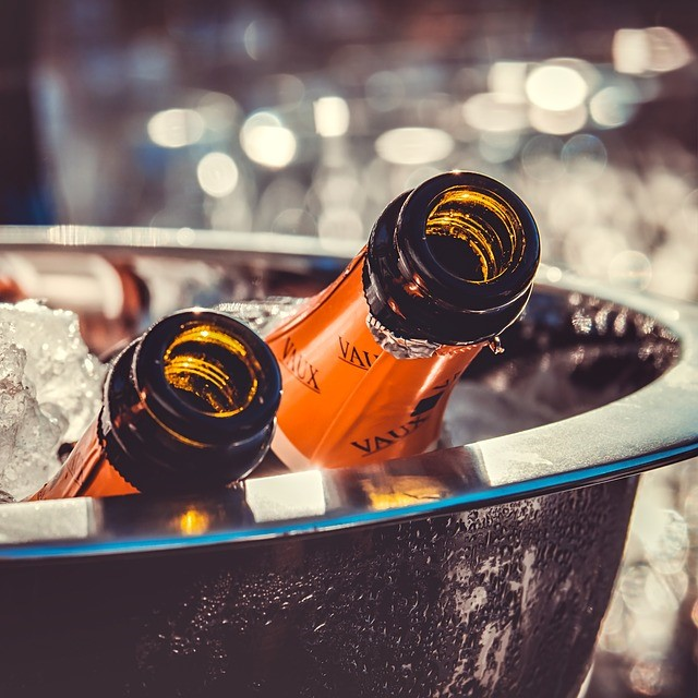 Restaurant Møllehuset frederikshavn vinkort champagne vin mousserende vin