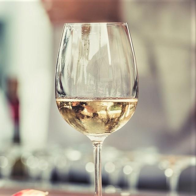 Restaurant Møllehuset vinsmagning hvidvin