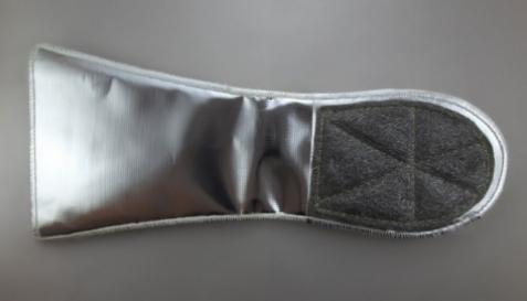 рукавица для чистки каландра