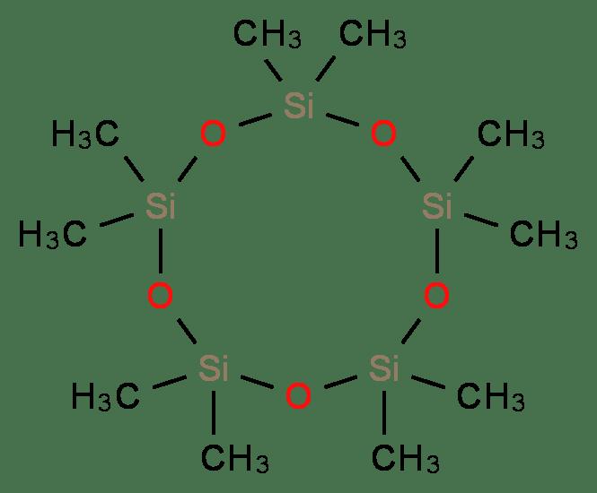 декаметилциклопентасилоксан_силиконовый растворитель