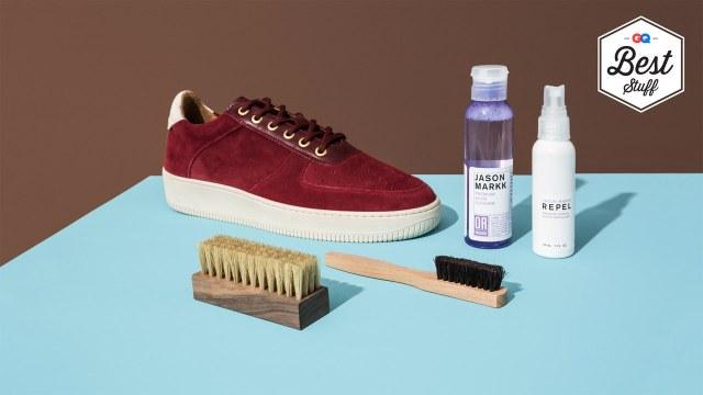 набор для чистки кроссовок