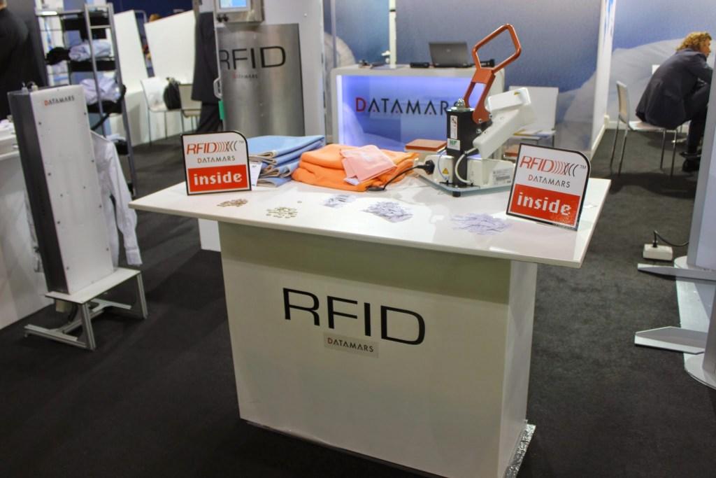 RFID маркировка для прачечной