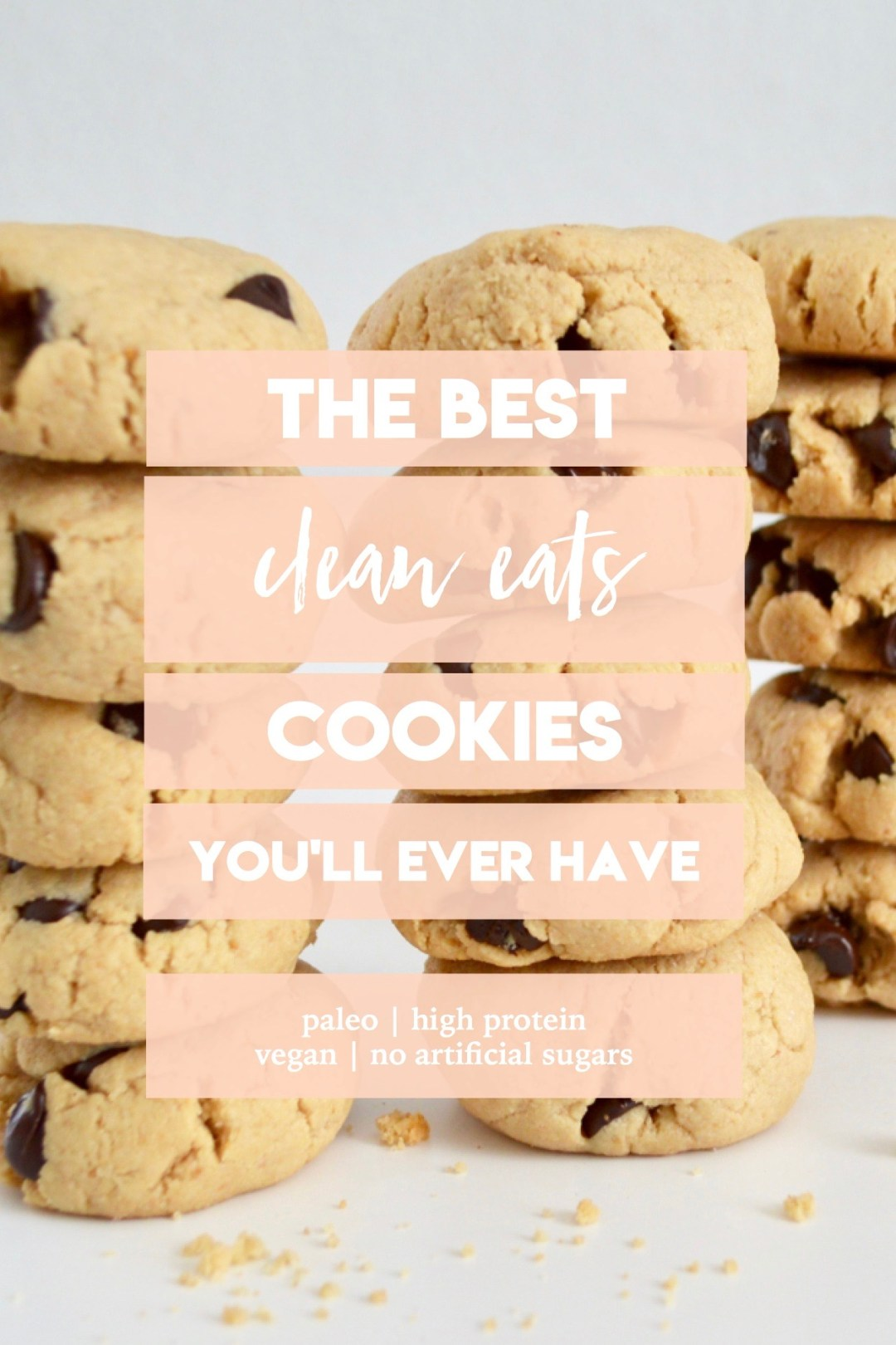 Made of simple, nutritious ingredients, these cookies are beyond delicious and an indulgence you can feel good about! | paleo, vegan, grain free, dairy free, gluten free, refined sugar free