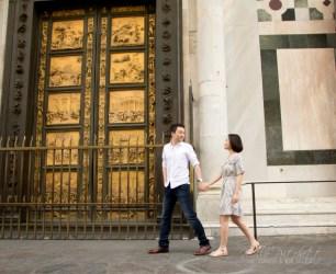 Photos of Honeymoon in Florence
