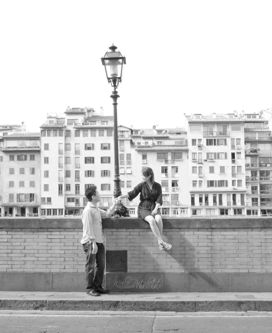 Honeymoon photography Florence, Italy