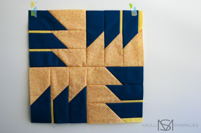 Tidal Pool Quilt Block – The Inspiration