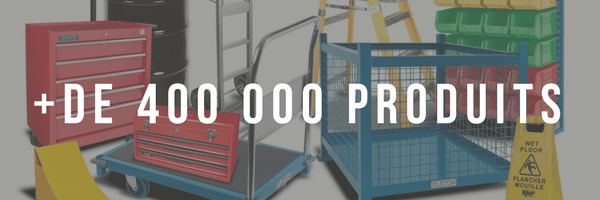 plus de 400 000 produits