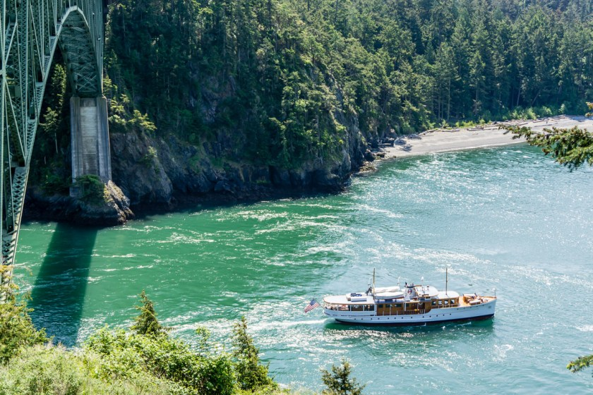 Deception Pass State Park Washington