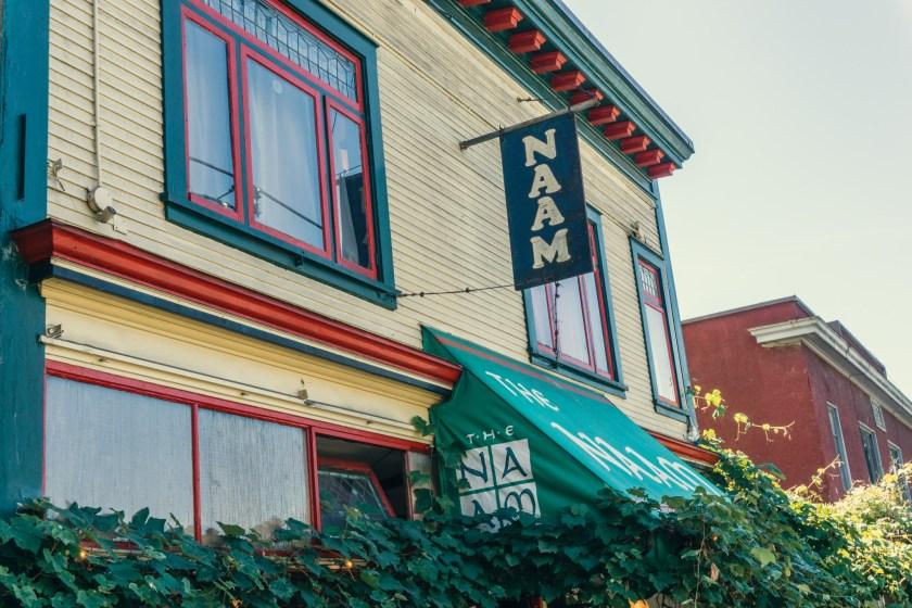 The Naam Restaurant Vancouver