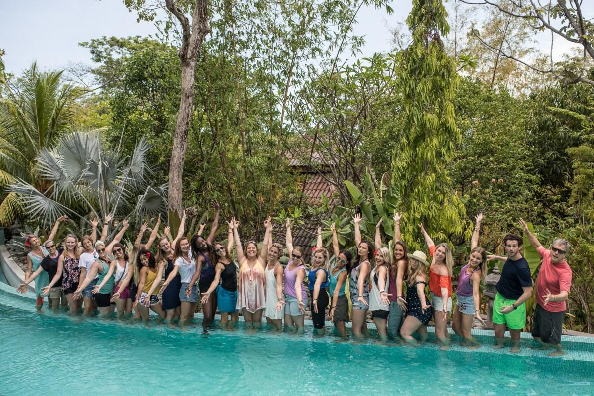 yoga school Costa Rica